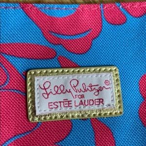 Lilly Pulitzer Bags - Lot of 2 Lilly Pulitzer Estee Lauder Tote Bags